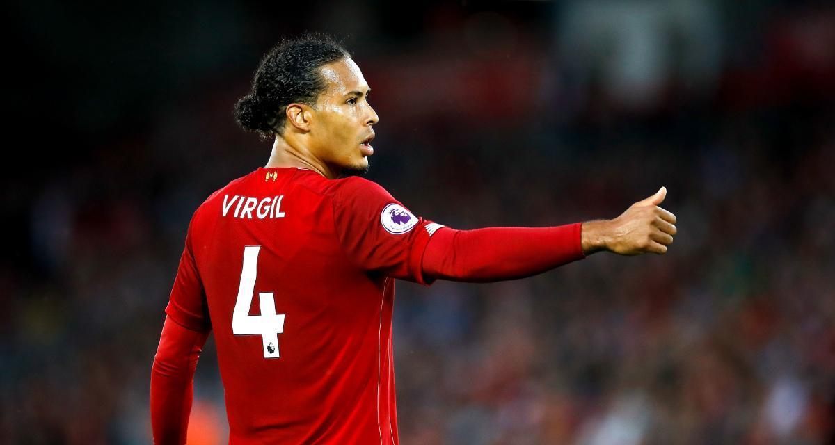 Football: van Dijk retrouve les terrains 9 mois après sa blessure