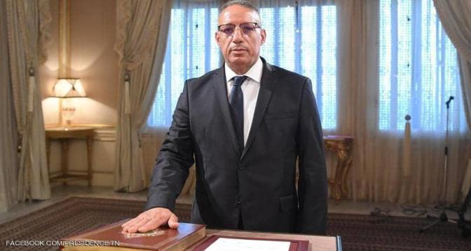 تونس.. الرئيس قيس سعيّد يكلف رضا غرسلاوي بتسيير وزارة الداخلية