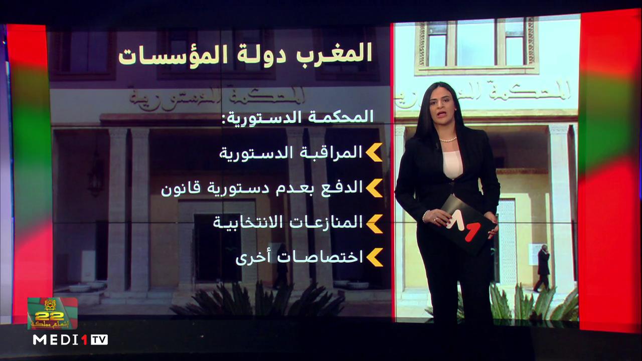 ملف .. المغرب دولة المؤسسات