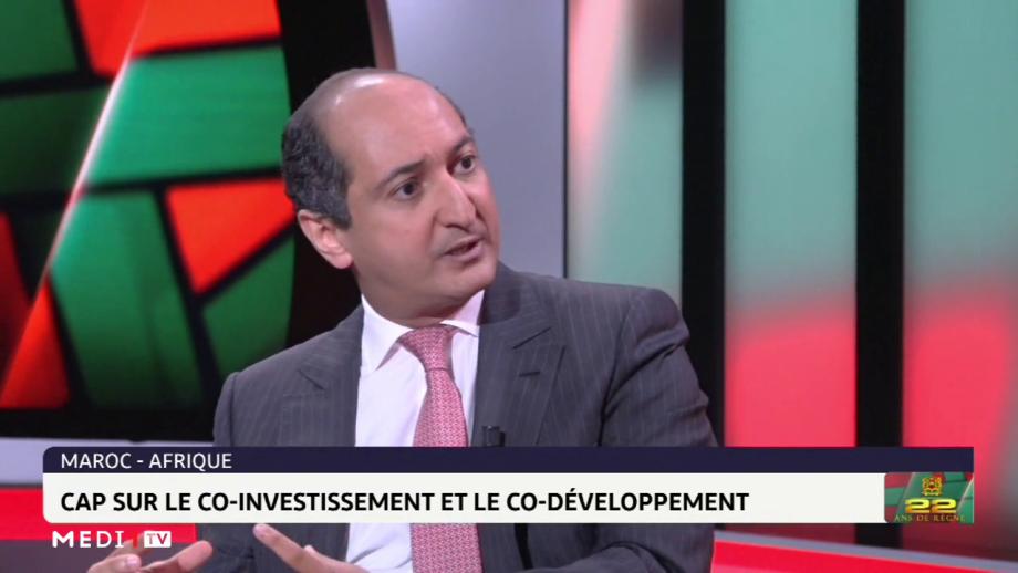 Le co-investissement et le co-développement avec Mohamed Methqal