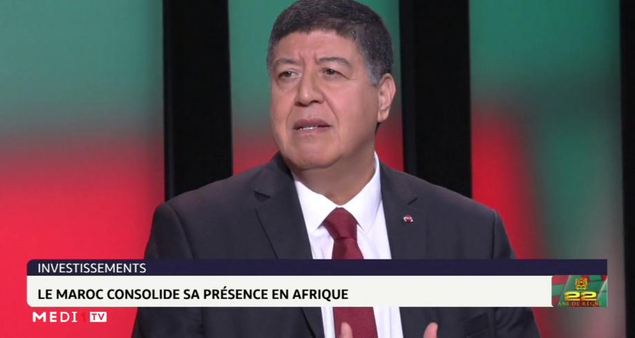Mohamed Hmidouche: la position du Maroc sur le continent se renforce chaque jour davantage