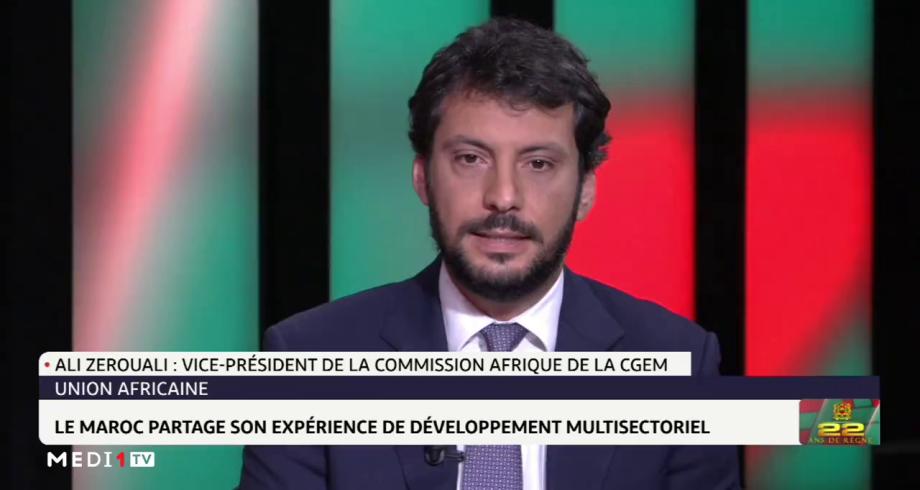 Ali Zerouali dévoile les chiffres clés de l investissement marocain en Afrique