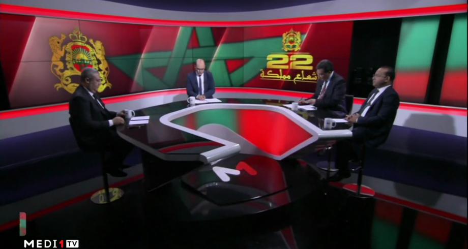 الأمن المغربي ، إنجازات ويقظة وريادة وإشادات عالمية