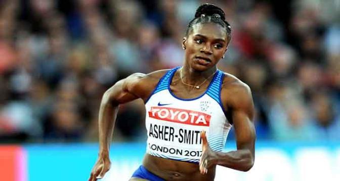أولمبياد طوكيو: انسحاب بطلة العالم البريطانية آشر-سميث من سباق 200 م