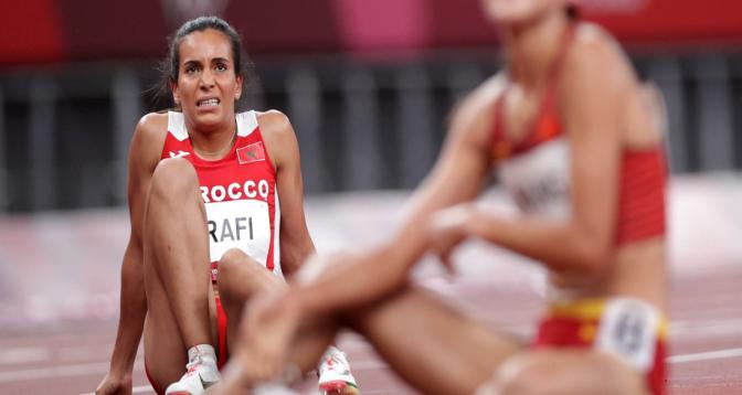 أولمبياد طوكيو (ألعاب القوى): إقصاء العداءة المغربية رباب العرافي