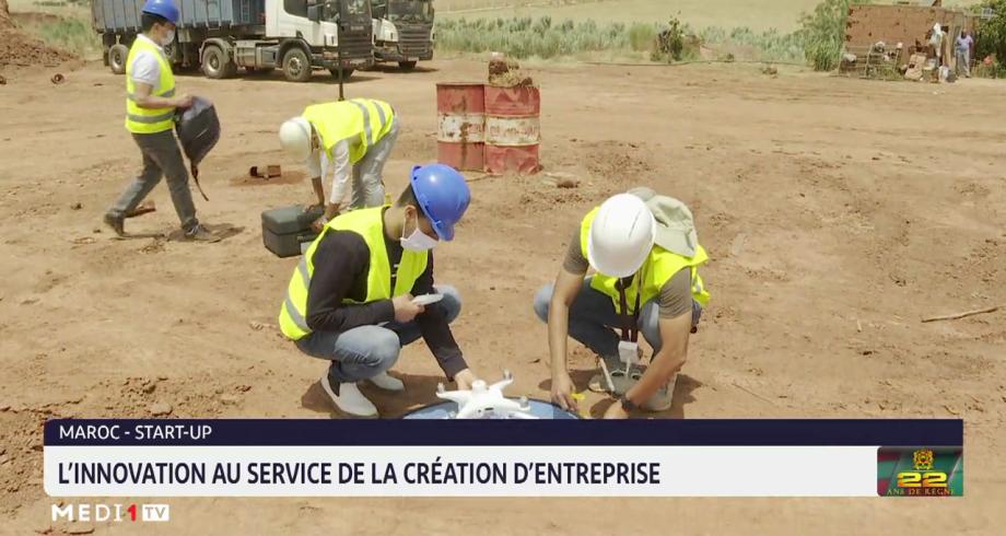 Start-up: l'innovation au service de la création d'entreprise