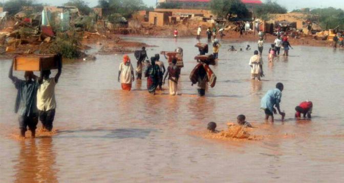 Inondations au Niger: 35 personnes tuées et plus de 26.000 sinistrées depuis juin