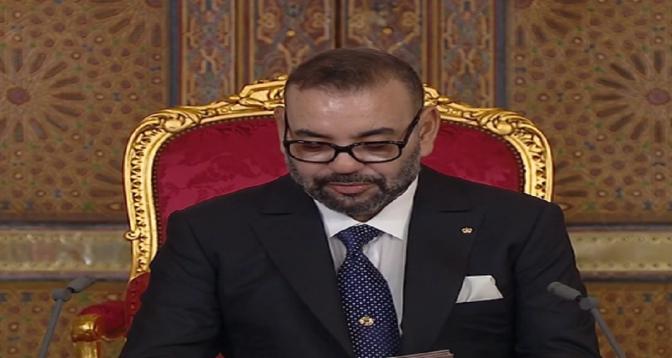 """Le Roi Mohammed VI: la pandémie subsiste, """"nous devons tous rester vigilants"""""""