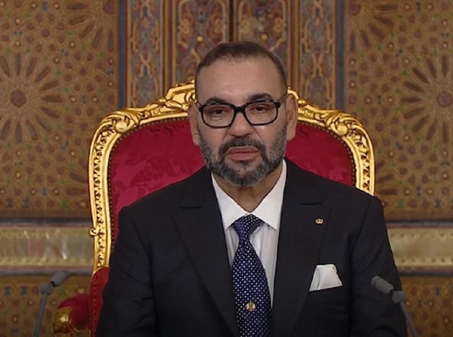 """Le Roi Mohammed VI : Les raisons ayant conduit à la fermeture des frontières entre le Maroc et l'Algérie sont """"totalement dépassées"""""""