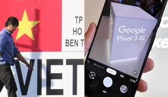 Google va transférer la production de ses smartphones Pixel au Vietnam