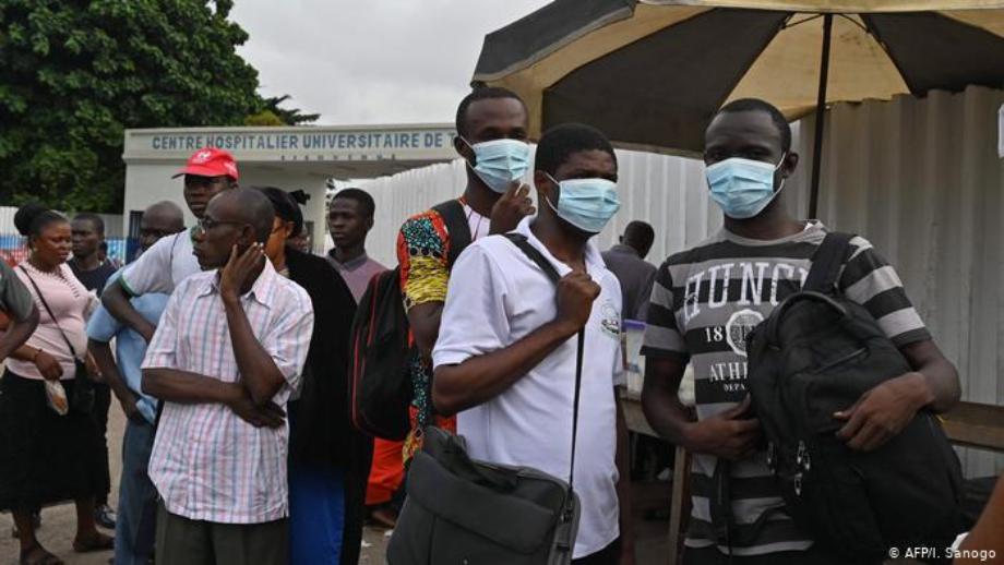 COVID-19: plus de 6,67 millions de cas positifs en Afrique