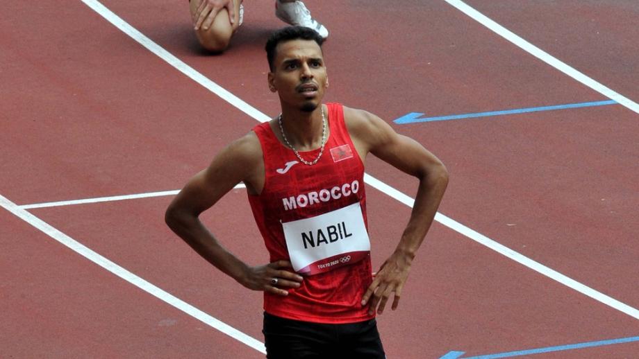 JO-2020: les Marocains Nabil Oussama et Abdelati El Guesse éliminés en demi-finales du 800 m