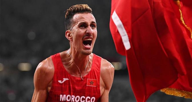 تصريح البطل الأولمبي سفيان البقالي بعد عودته لأرض الوطن
