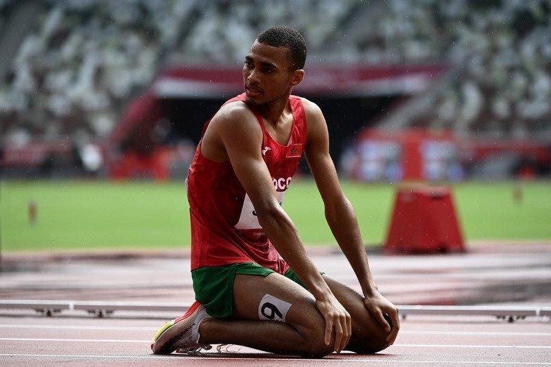 JO-2020: Le Marocain Sadiqui qualifié pour les demi-finales du 1500m, Sai et El Bakkali éliminés