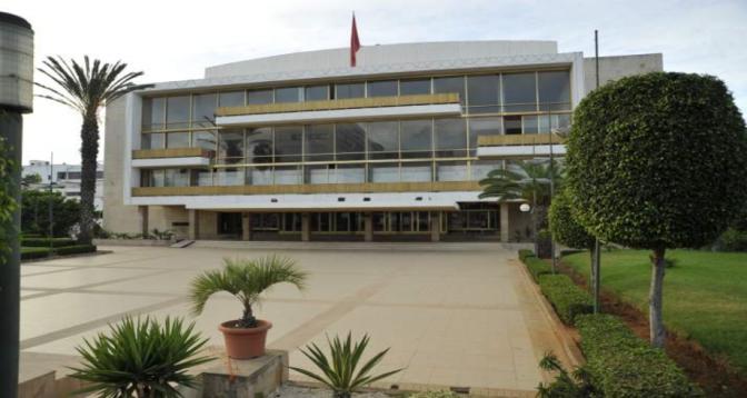 Covid-19: le théâtre national Mohammed V suspend ses activités