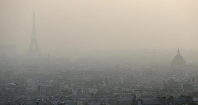 Etude: la pollution atmosphérique réduit de plus de deux ans l'espérance de vie moyenne
