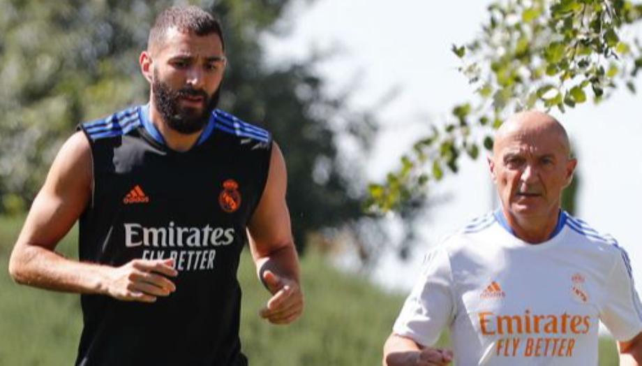 Real Madrid: guéri du Covid-19, Benzema reprend les entraînements