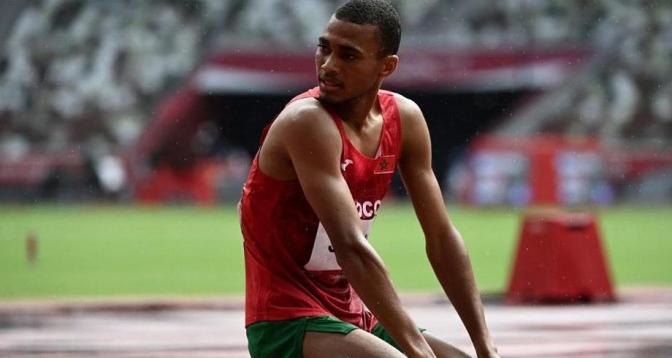 أولمبياد طوكيو .. إقصاء المغربي صديقي في نصف نهاية سباق 1500م
