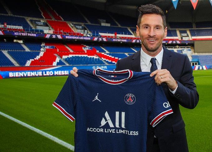Ligue 1 : Messi forfait pour le déplacement du PSG à Metz mercredi