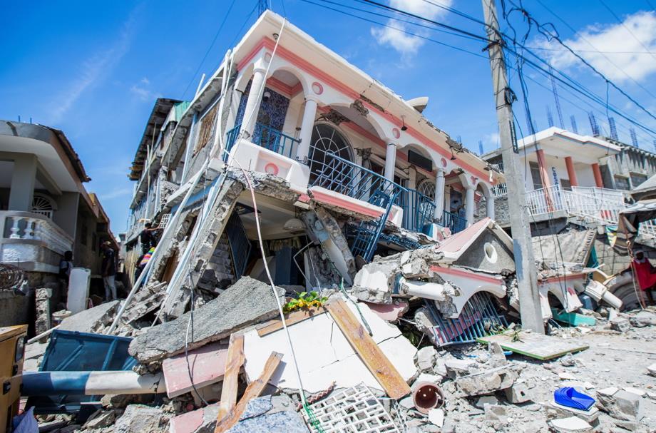 Séisme en Haïti: 2.207 morts et 344 personnes disparues
