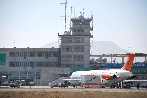 مطار كابول الدولي مستعد لاستقبال الرحلات الدولية