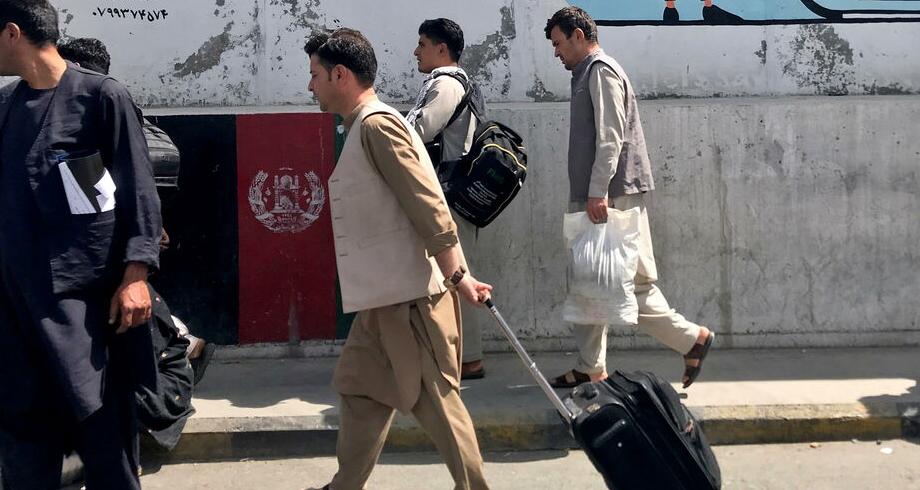 Afghanistan: la France annonce la fin de ses opérations d'évacuation