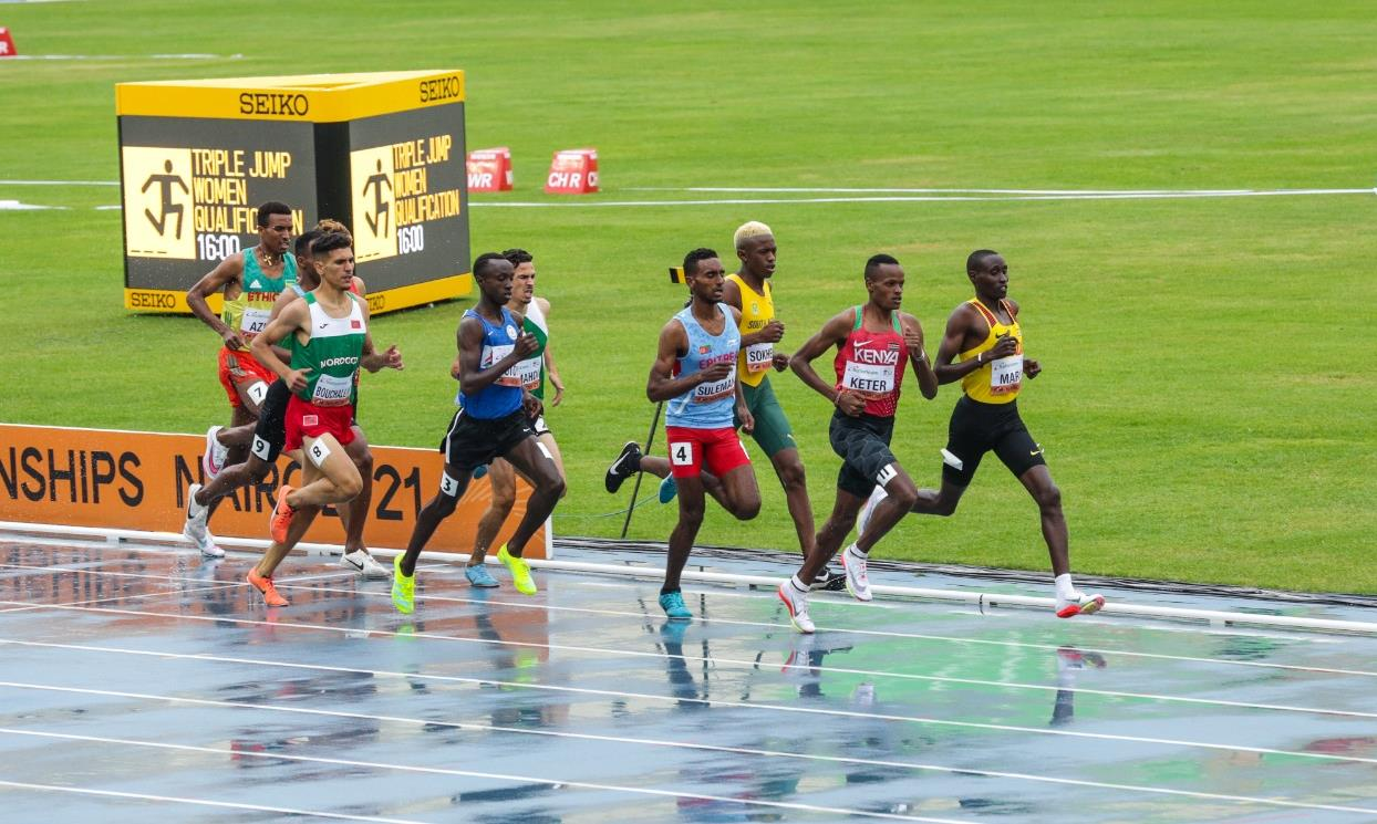 بطولة العالم لألعاب القوى للشبان بكينيا...تأهل المغربي حمزة بوشاليخ إلى نهائي 1500م