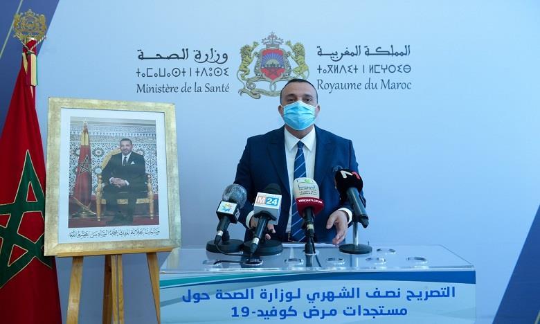 وزارة الصحة تؤكد تحسن الوضعية الوبائية للأسبوع السابع تواليا