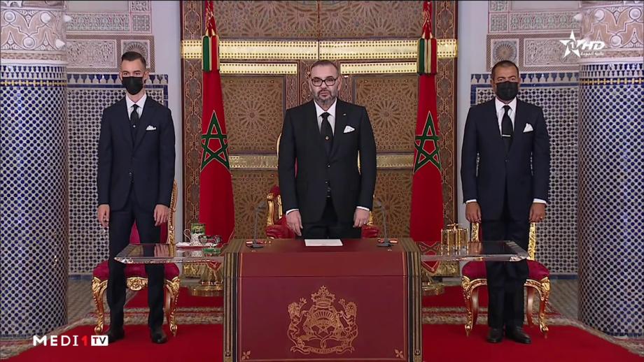 نص الخطاب الملكي بمناسبة الذكرى الـ68 لثورة الملك والشعب