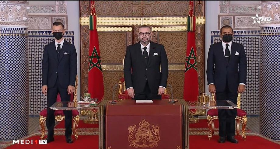 Le Roi Mohammed VI: la tenue simultanée des scrutins législatif, régional et local atteste l'enracinement de la pratique démocratique au Maroc