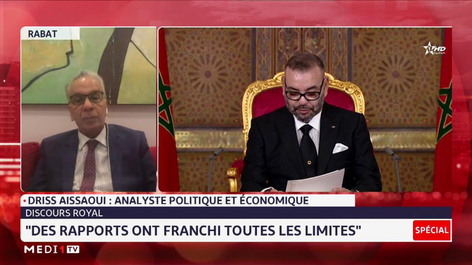 Driss Aissaoui explique pourquoi le Maroc est la cible d'agressions portant atteinte à sa crédibilité