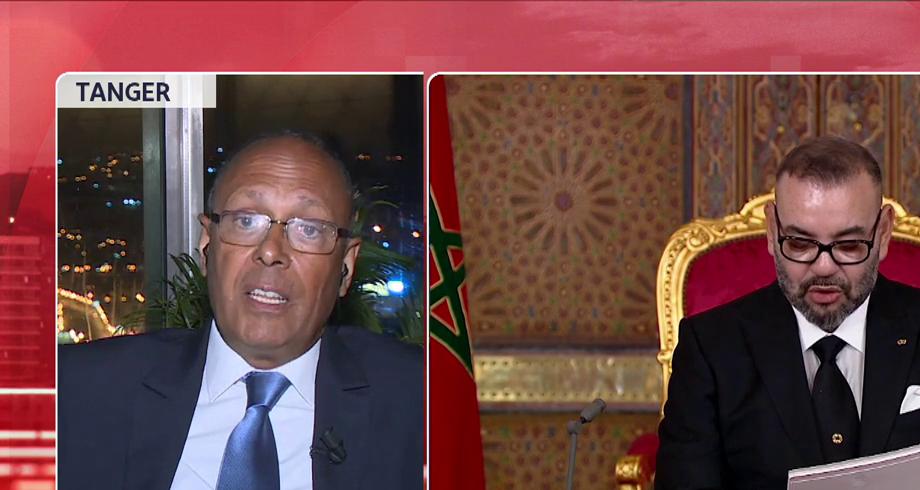 Lecture dans les relations Maroc-Espagne avec Abdellatif Komat
