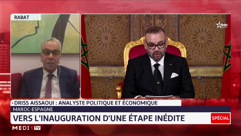 Driss Aissaoui: dorénavant personne n'osera toucher à la stabilité du Maroc