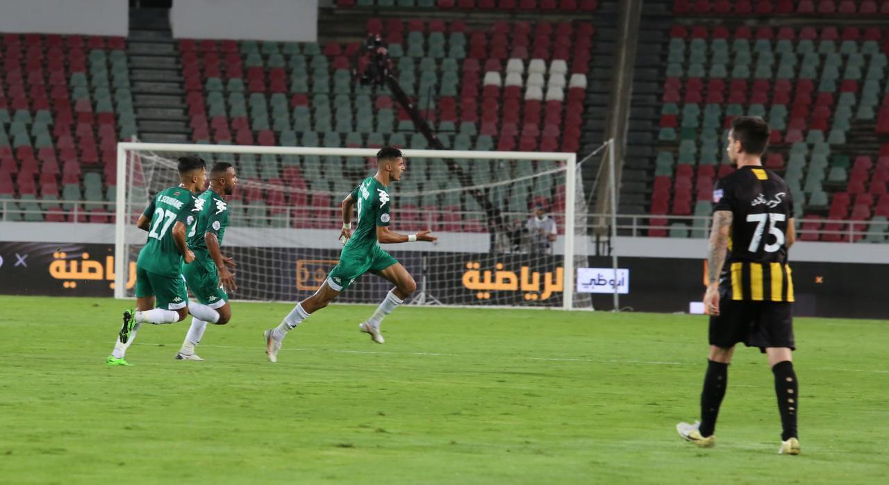 Coupe Mohammed VI des clubs arabes champions (finale): le Raja de Casablanca sacré aux dépends de l'Ittihad Jeddah