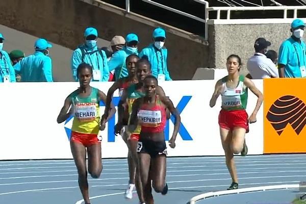 Mondiaux U20 d'athlétisme: la Kényane Shepakroy championne du 1500m, la Marocaine Azrour 5ème
