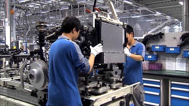 تباطؤ وتيرة نمو نشاط قطاع التصنيع في اليابان