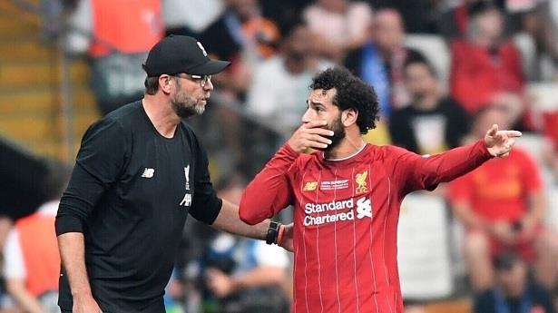 """ليفربول يصدم""""الفراعنة"""" بسبب صلاح"""
