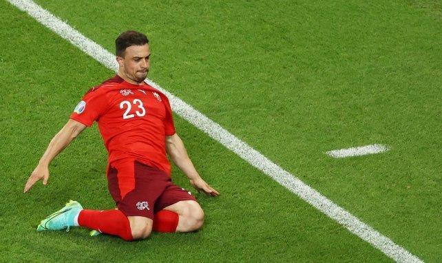 Ligue 1: le Suisse Xherdan Shaqiri s'engage à Lyon jusqu'en 2024