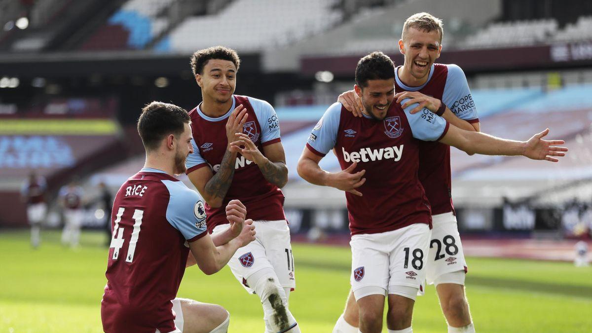 Premier League: West Ham en tête