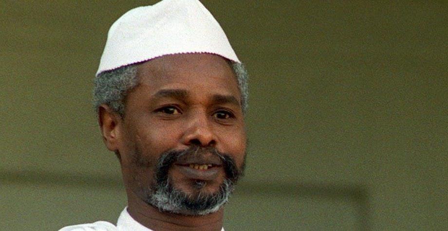 Décès de l'ancien président tchadien Hissein Habré