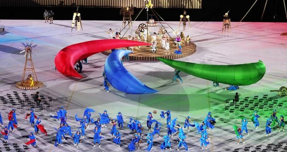 افتتاح دورة الألعاب البارالمبية طوكيو 2020