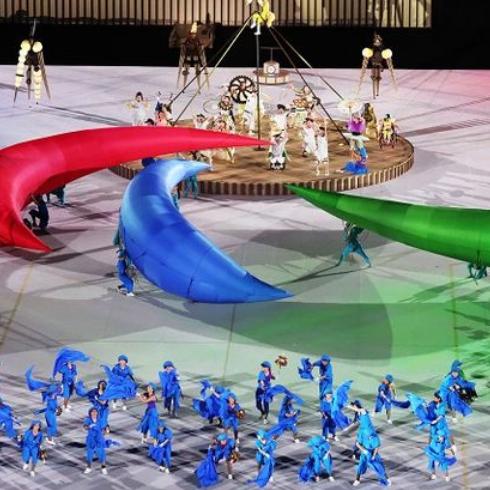 Ouverture officielle des Jeux paralympiques de Tokyo 2020