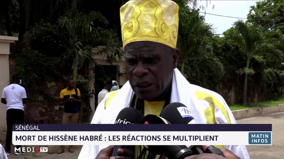 Mort de Hissène Habré : les réactions se multiplient