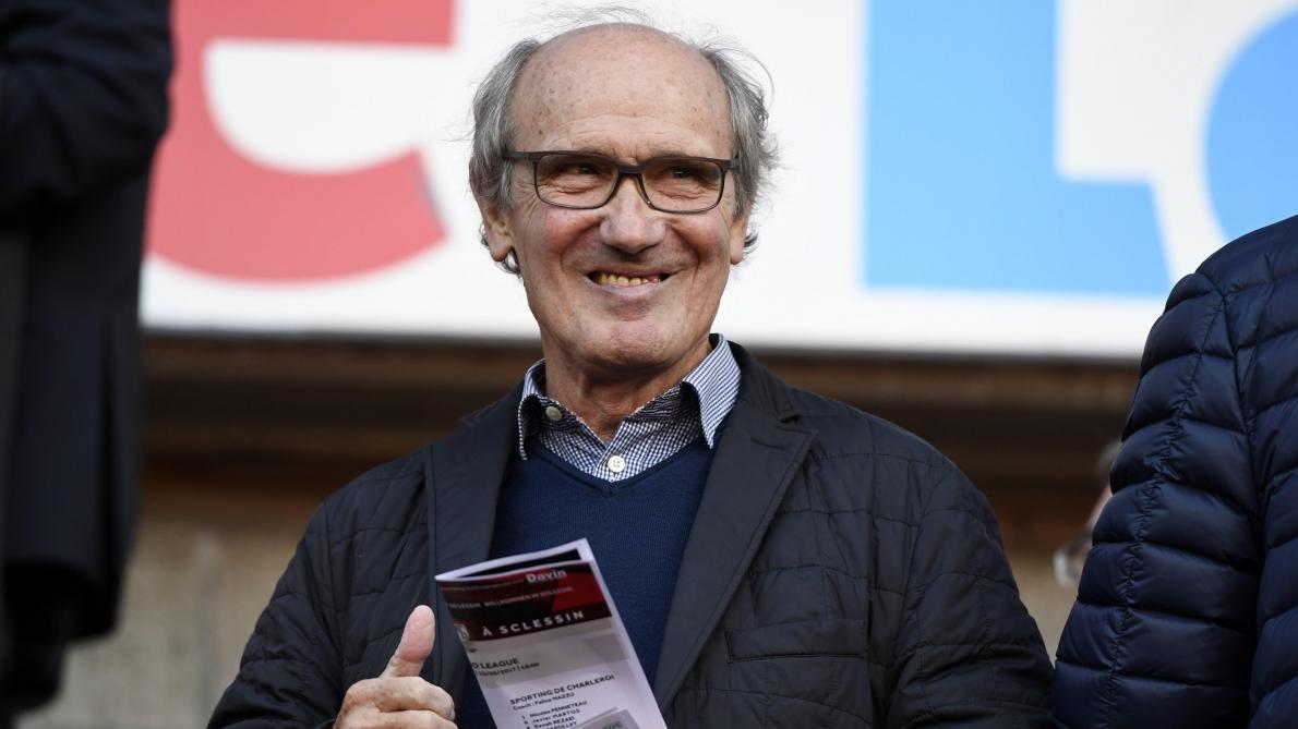 Décès de Wilfried Van Moer, figure emblématique du football belge
