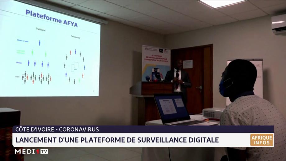 Côte d'Ivoire: lancement d'une plateforme de surveillance digitale