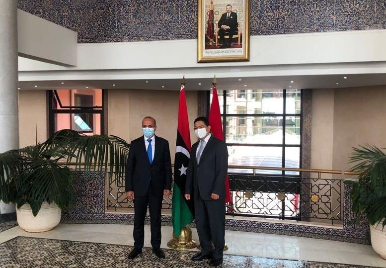 بوريطة: المغرب سيقف دائما الى جانب ليبيا وسيواكب جهودها دون أي تدخل أو أجندة