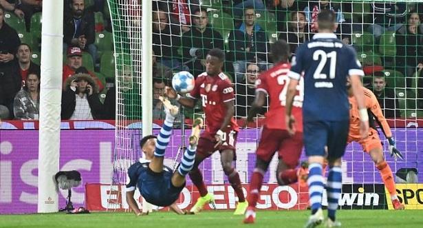 بايرن ميونيخ يسحق  بريمر بـ12 هدفا