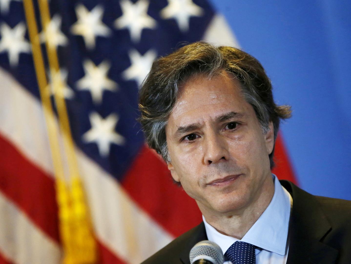 وزير الخارجية الأمريكي: هناك نحو 1500 أمريكي قد يتوجب إجلاؤهم من أفغانستان
