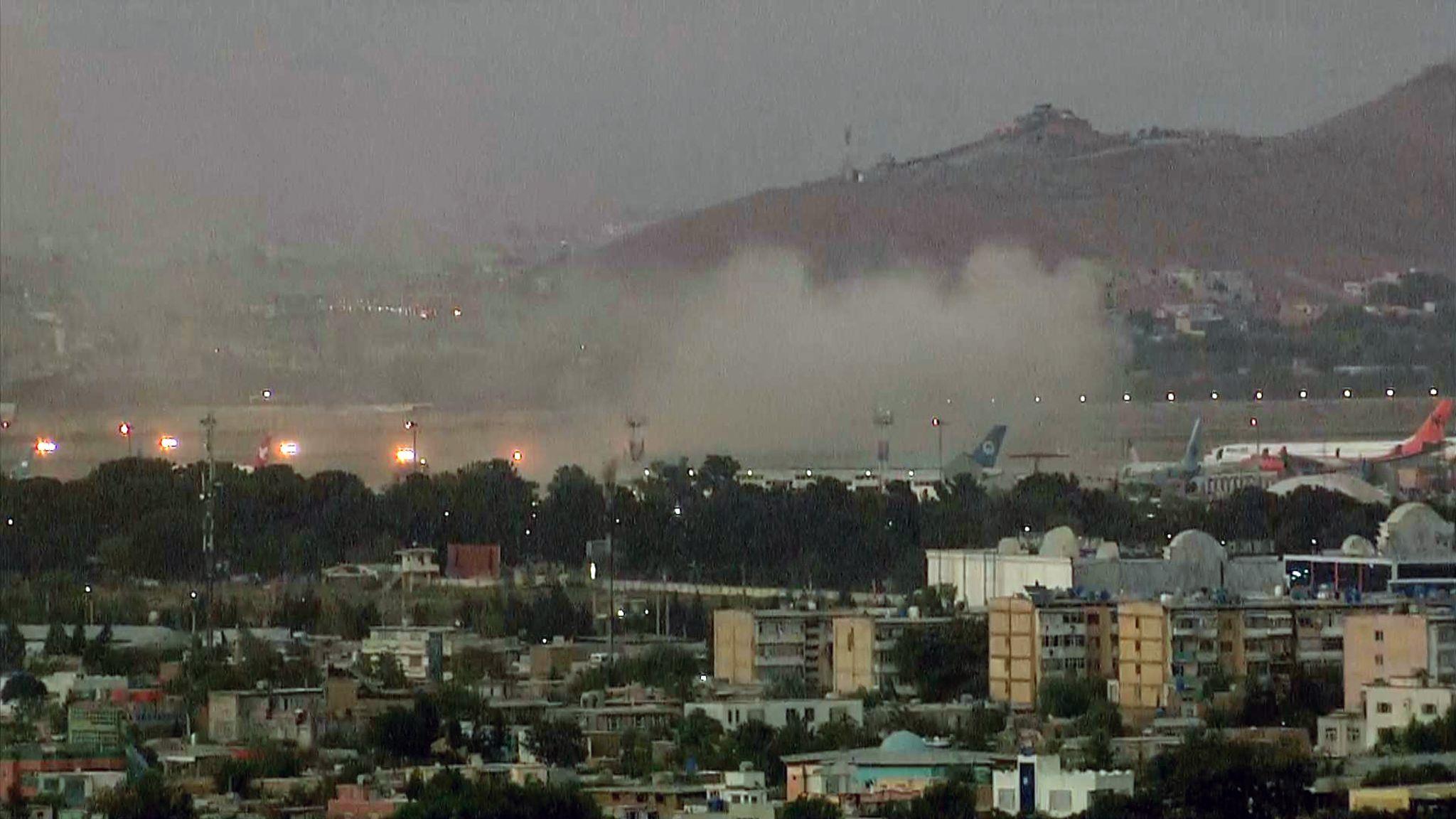 """بايدن يحذر من هجوم """"محتمل جدا"""" على مطار كابول خلال الساعات المقبلة"""