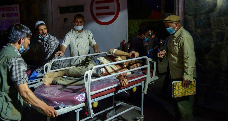 الهجوم الذي استهدف محيط مطار كابول خلف ضحايا أمريكيين ومدنيين